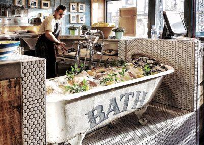 The Scallop Shell, Bath